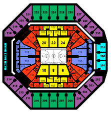 Spurs Stadium Seating Chart Att Center