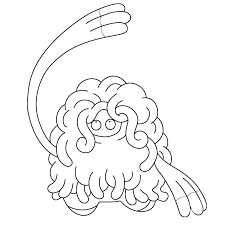 Images Of Tangrowth Pokemon Coloring Page Rock Cafe