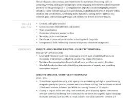 Art Director Resume Sample Art Director Resume Samples Best Of ...
