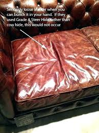 restoring leather furniture couch restoration hardware sofa faded chairs cu