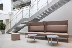Breakout areas can be just as effective as in inciting collaboration by  offering employees a spot to relax in the hustle and bustle of modern day  working ...