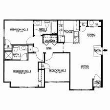Good 1300 Sq Foot House Plans Unique 3 Bedroom House Plans Under 1000 Sq Ft  Image Of Local Worship