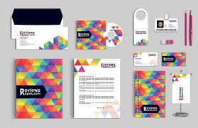 Office Stationery Design Templates Templates Archives Page 2 Of 4 Business Card Business
