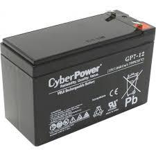 <b>Аккумулятор для ИБП</b> 12V 7Ah <b>CyberPower</b> DJW12-7.0 (L ...