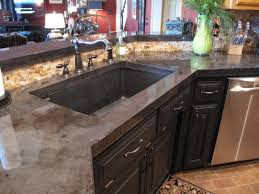 how to pour and install concrete countertops in your installing concrete countertops