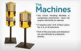 U Turn Vending Machines Extraordinary Slide 48 UTurn Vending Bulk Candy Vending Machine Business