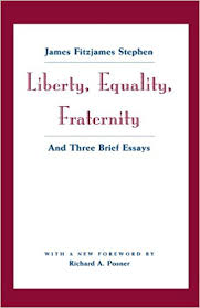 liberty equality fraternity and three brief essays james  liberty equality fraternity and three brief essays reprint edition