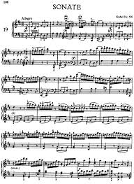 mozart piano sonata sheet music piano sonata no 18 free sheet music by mozart pianoshelf