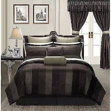 EverRouge Midnight 24 piece Room in a Bag Bedding and Windows