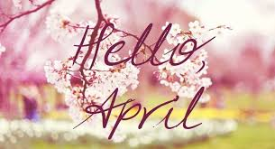 Hello April Tumblr | Hello april, April quotes, April images