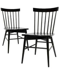 black windsor chairs. Windsor Dining Chair - Black (Set Of 2) Threshold Chairs Z