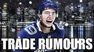 Canucks Prospect Depth Chart Vancouver Canucks Trade Rumours Troy Stecher Unhappy W Minutes Lets Talk Nhl Trade Rumours 2019