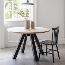 Adorable Round Kitchen Table At Clockhouse Dining The Haven Home