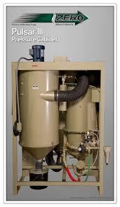 Clemco Industries Blast Cabinets Pulsar Iii P Pressure Blast Cabinet Florida Silica Sand Company