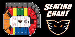 Ppl Seating Chart With Rows Club Seats Lehigh Valley Phantoms