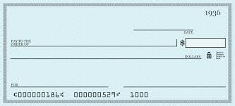Free Check Template Download Blank Check Template Pdf Free Download