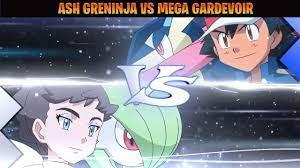 Ash-Greninja vs Mega Gardevoir - Pokemon XYZ episode 25 [English Sub] -  YouTube