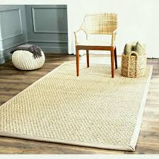 safavieh natural fiber collection nfp basketweave and grey seagrass area rug x kitchen rugs photos home