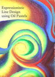 I want to make full use of time while relaxing myself, oil pastel drawing is a fun thing to do and it's much easier than i thought. Oil Pastel Expressionistic Line Design Project By Jillian Morrison Tpt Store