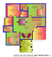 Small Picture Free Plan For 3 Bedroom House In India 3 Bedroom House Plans With