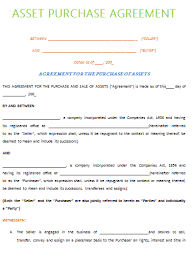 Purchase Agreement Template | Agreement Sample Templates