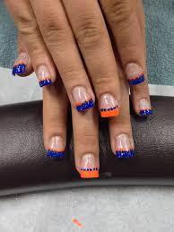 Denver Broncos Nails   Lookin' Good - Nails & Toes   Pinterest ...