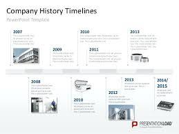 Timeline On Ppt Timeline Ppt Template Caseyroberts Co
