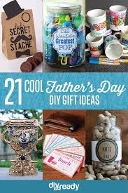 21 Cool DIY Father's Day Gift Ideas | https://diyprojects.com/