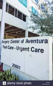 miami florida aventura integrated medical plaza surgery center centre of aventura urgent care facility sign building