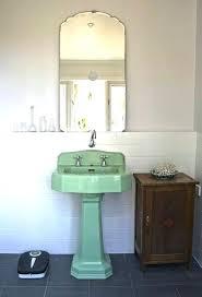 green bathroom sink keep your retro bathroom pieces simple white bathroom with unique sink mint green green bathroom sink