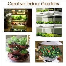 Indoor Vegetable Gardening  Pinterest