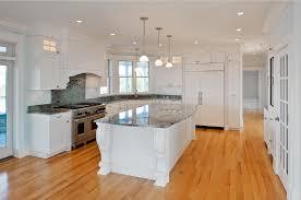 Luxury Kitchen Flooring 23 Stunning White Luxury Kitchen Designs