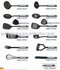 kitchen utensils list. Engaging Kitchen Utensils List With Pictures And Uses Cutlery Throughout Dimensions 1498 X 1757 H