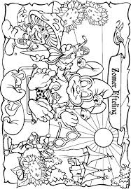 Efteling Kleurplaten Animaatjesnl
