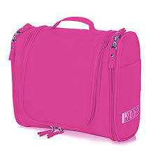 hanging toiletry bag travel cosmetic kit large essentials