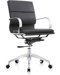 office chair genuine leather white. Ergo Soft Pad Genuine Leather Management Office Chair, Black Office Chair Genuine Leather White I