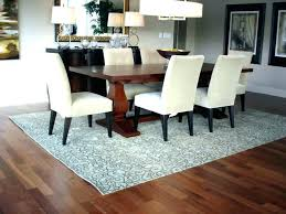 carpeted dining room rug under dining room table on carpet amazing rugs how to choose size