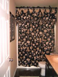 diy shower curtain ideas. Cute Swag Shower Curtain Attached Valance For Double Diy Ideas
