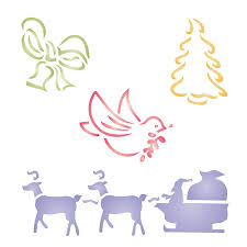 christmas card stencils diy christmas cards made easy with stencils for walls christmas mix