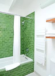 tile school vs glass in the shower which one should you use mosaic accent