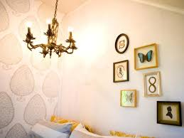 guest room eclectic look with old and new accents