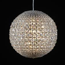 crystal ball chandelier plus diy crystal chandelier