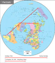 Flat Earth Flight Patterns Classy The Question No Flat Earther Can Answer By Steemtruth Steem