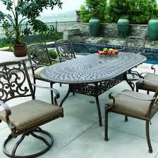 Imposing Decoration Used Patio Furniture Pretentious Idea Wrought