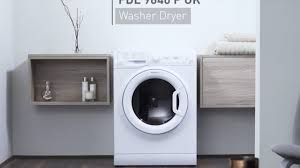 Hotpoint Washer Dryer Combo Hotpoint Fdl9640p Uk Washer Dryer Youtube
