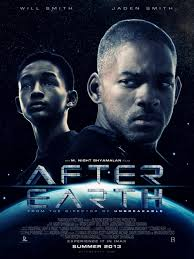 Póster After Earth (Después De La Tierra)