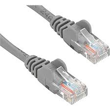 staples 100 cat5e patch cable gray staples® staples 100 cat5e patch cable gray