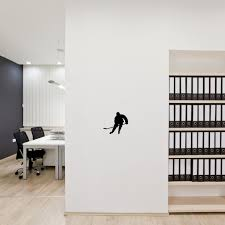office wall decor. Amazon.com: Hockey Wall Sticker Decal 5 - Stickers And Mural For Kids Boys Girls Room Bedroom. Sport Art Home Decor Decoration Ice Office