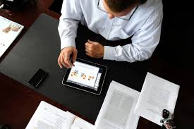 Business Tablet Ipad Dominates Business Tablet Usage