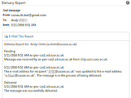 Dilivery Report 2784 How To Obtain Email Delivery Reports With Owa